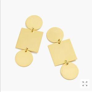 J.crew geometric earring